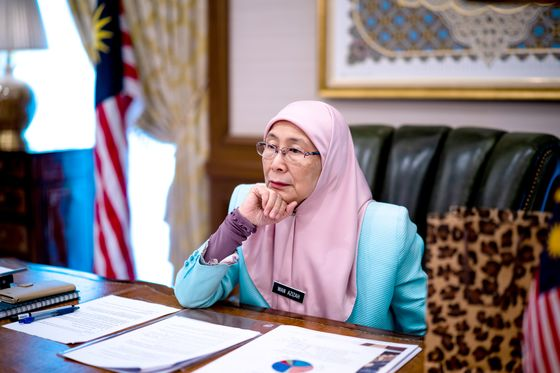 Malaysia Finds Champion for 'Invisible' Women in Deputy Premier