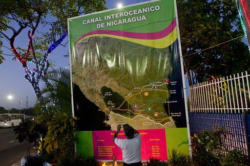 Nicaragua Canal Dreams