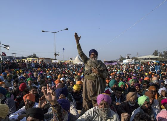 Modi Defends New India Farm Laws As Protests Continue to Simmer