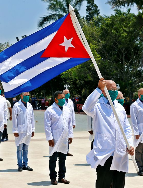 Cuba Is Exporting Doctors to Make Up for Lost Tourism Revenue