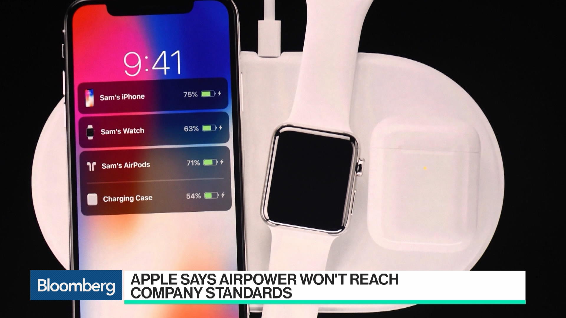 da8b60e1400 Apple Cancels AirPower Wireless Charging Mat – Bloomberg