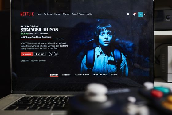 Netflix Roster Teases More Than Plotlines in Fight With HBO