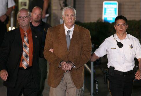Sandusky Faces Life Sentence Capping Penn State Year of Turmoil