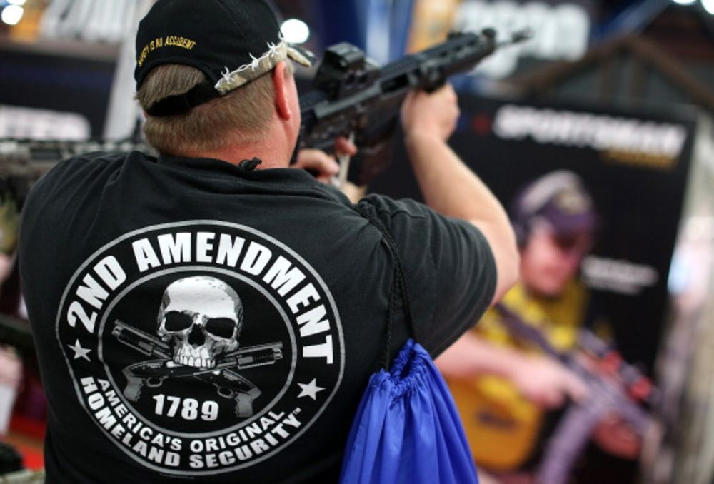 How the Gun Lobby Rewrote the Second Amendment