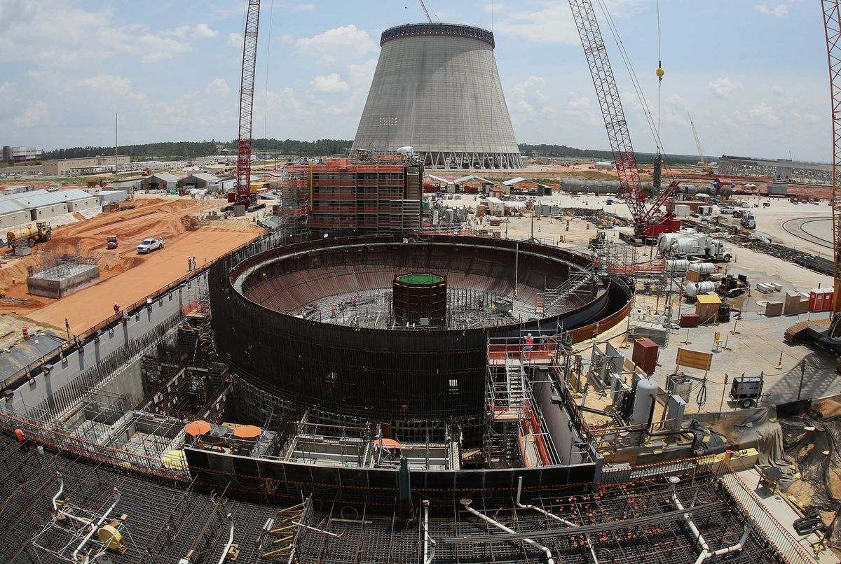 The U.S. Nuclear Industry's Last Hope Seeks Help From Trump