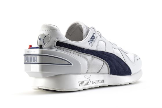 Puma Goes Back to the Future With Computerized Running Shoes