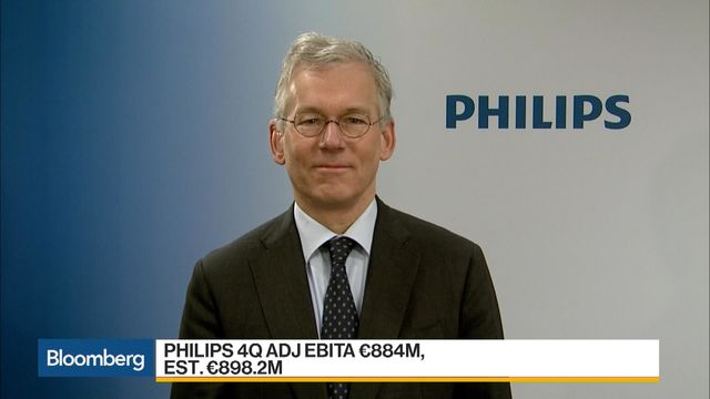Philips delivers on fourth-quarter gross sales progress on larger order consumption