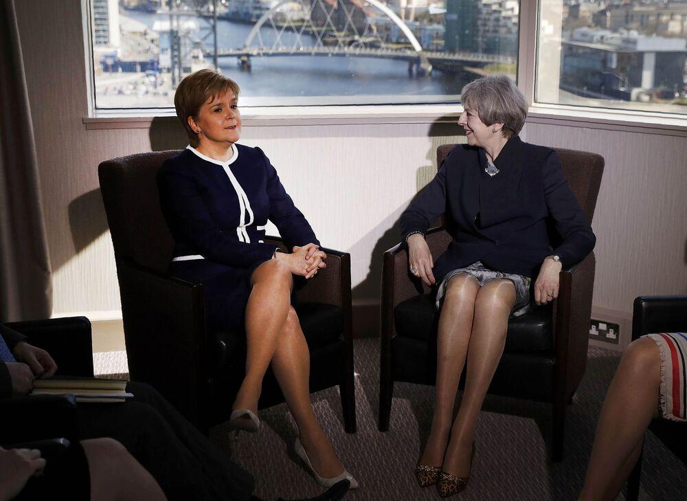 Шотландский парламент вернется к голосованию по независимости, игнорируя Brexit