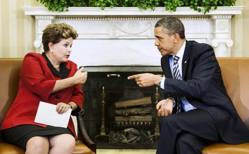 Snowden Leak Said to Derail Brazil Trip Ahead of U.S. Visit
