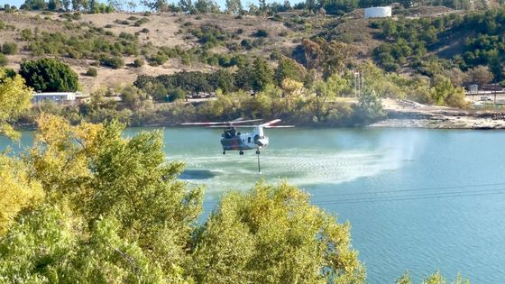 To Fight Wildfires, California Turns to a Family With a Fleet of $8,000-an-Hour Helicopters