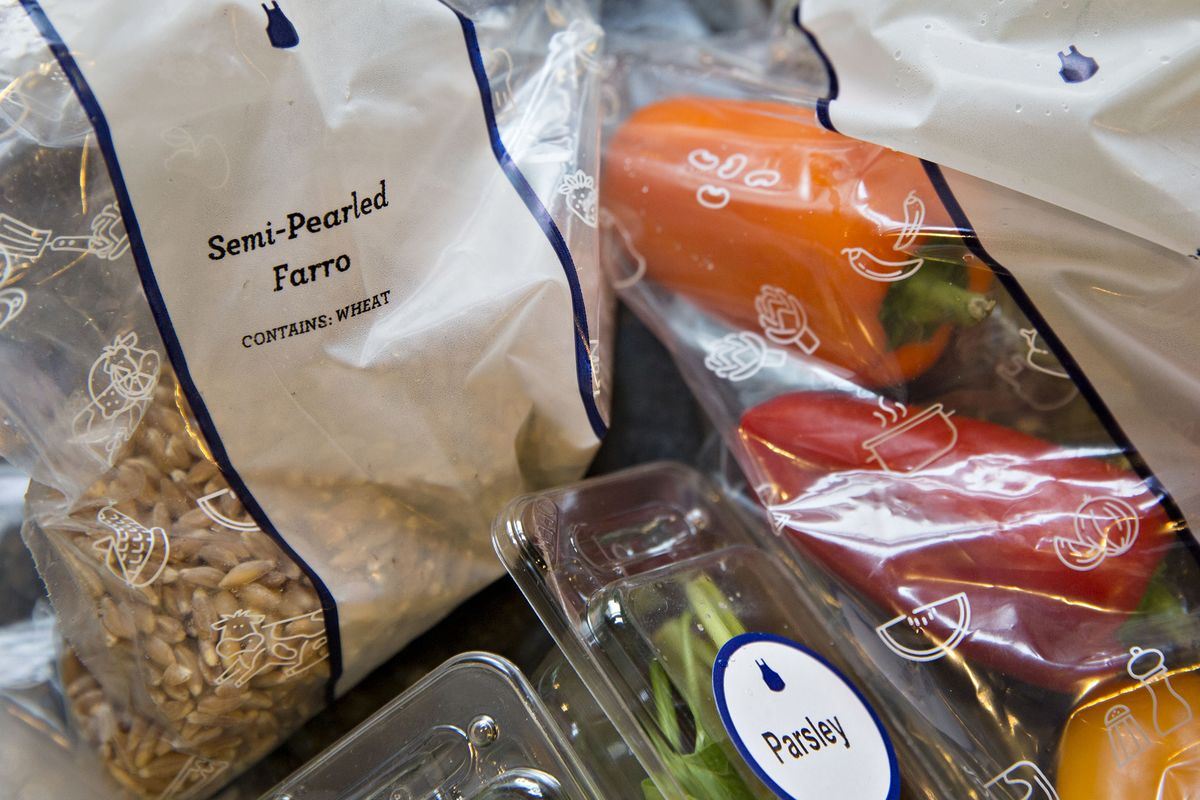 Blue Apron Shakes Up Executives Less Than a Month After IPO