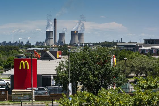 World's Biggest Climate-Warming Gas Site Turns to Green Hydrogen