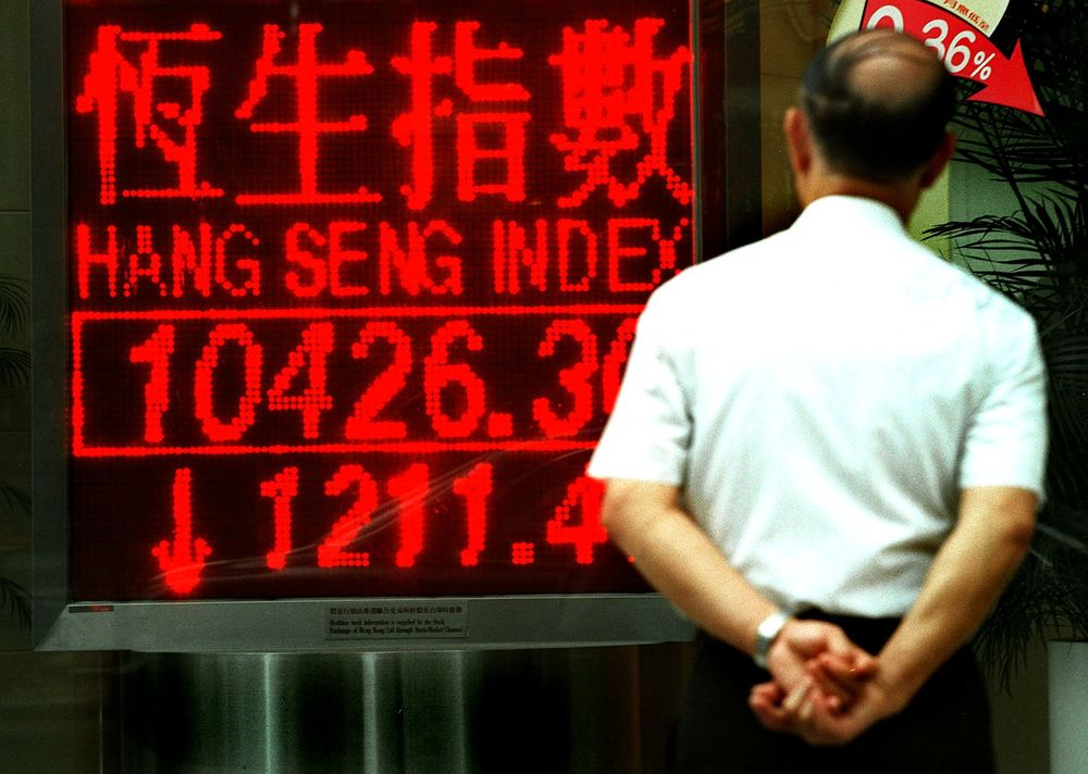 Kyle Bass Is Wrong on Hong Kong's Peg, Too