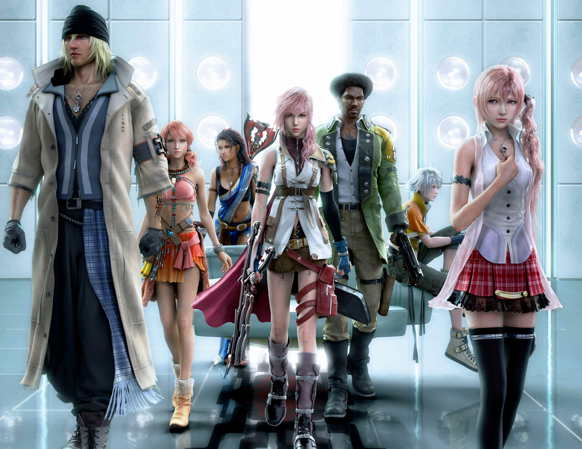 How Final Fantasy Characters Infiltrated Fashion