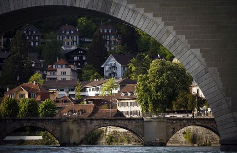Town Houses in Bern