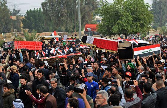 Iraqi Premier Calls on Parliament to Accept His Resignation