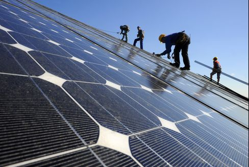 Clean Energy Targeted for Mergers, $400 Billion Evaporates