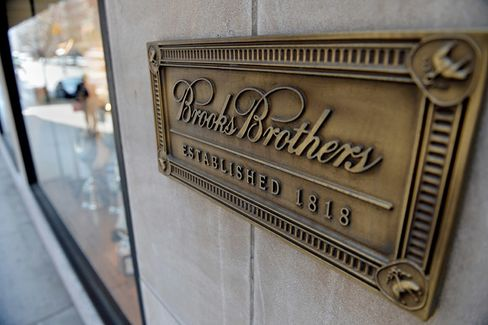 Brooks Brothers to Serve Buttoned-Up Meals, too