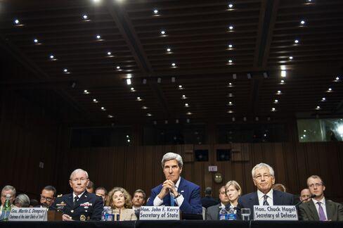Senate Hearing on Syria