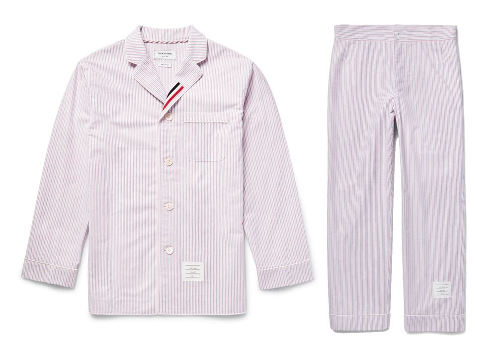 The Best Pajamas For Men Comfortable Attractive And Warm Bloomberg
