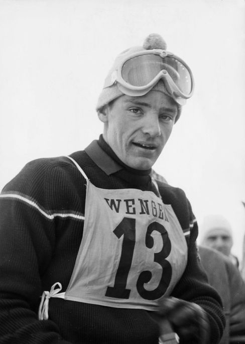 Jean-Claude Killy in 1967.