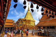 THAILAND-RELIGION-TOURISM