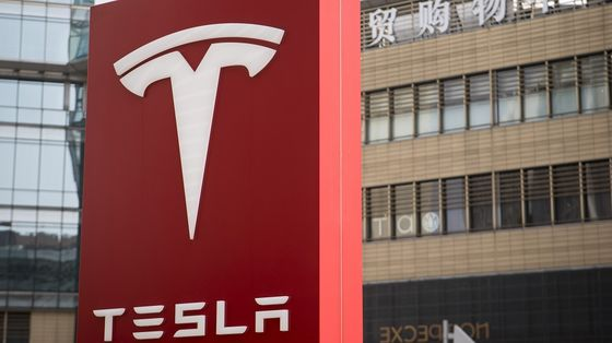 Tesla Says Sorry as Disquiet in China Climbs After Protest