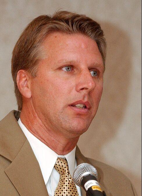 Former Massachusetts Treasurer Tim Cahill