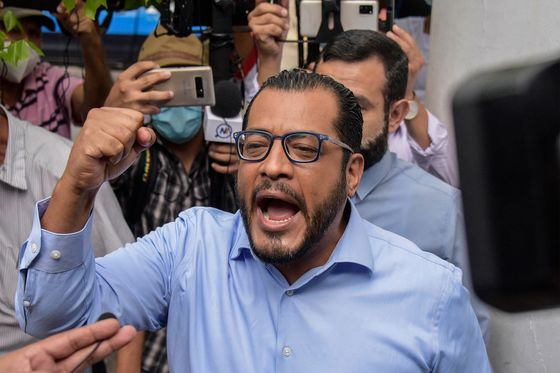 Nicaraguan Police Arrest a Fourth Prominent Ortega Opponent