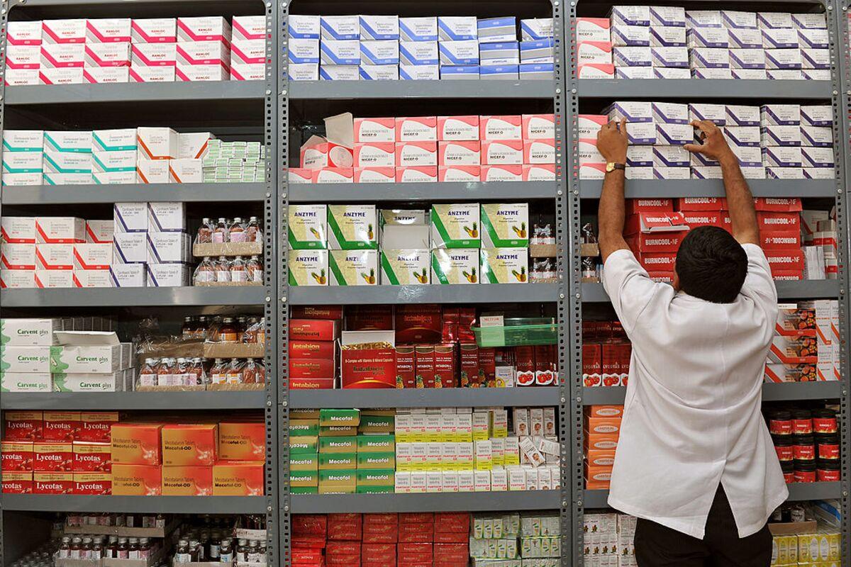 Pharma cover image