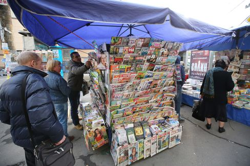 Print Publications For Sale As Russia Threatens Foreign Media Ownership