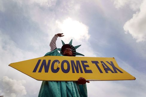 High-Income, No-Tax Returns Jumped in 2008