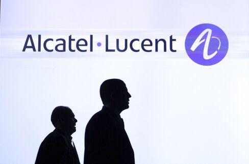 Alcatel-Lucent SA Logo