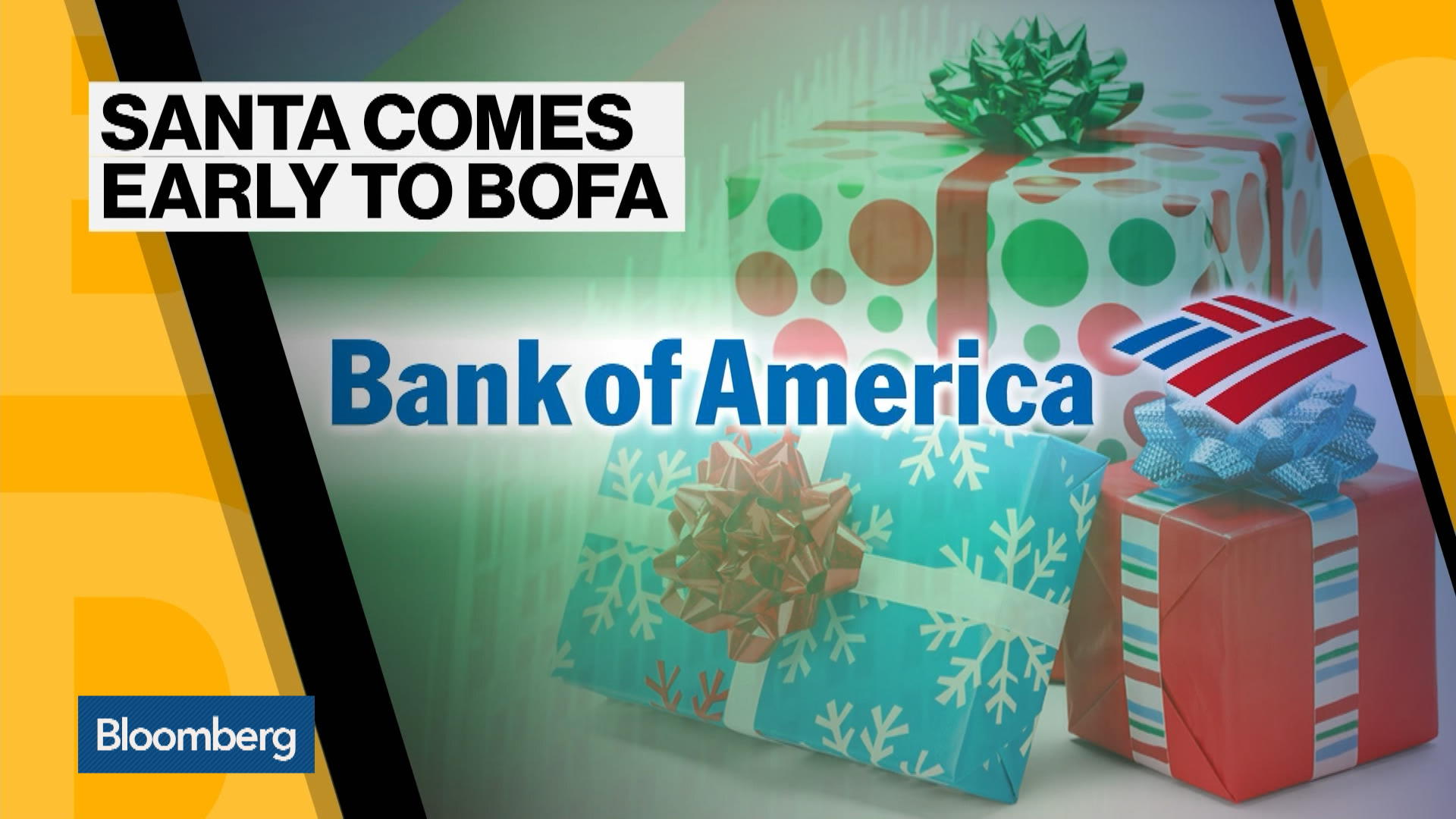 BofA to Pay Special Bonuses for Second Year After Tax, Job