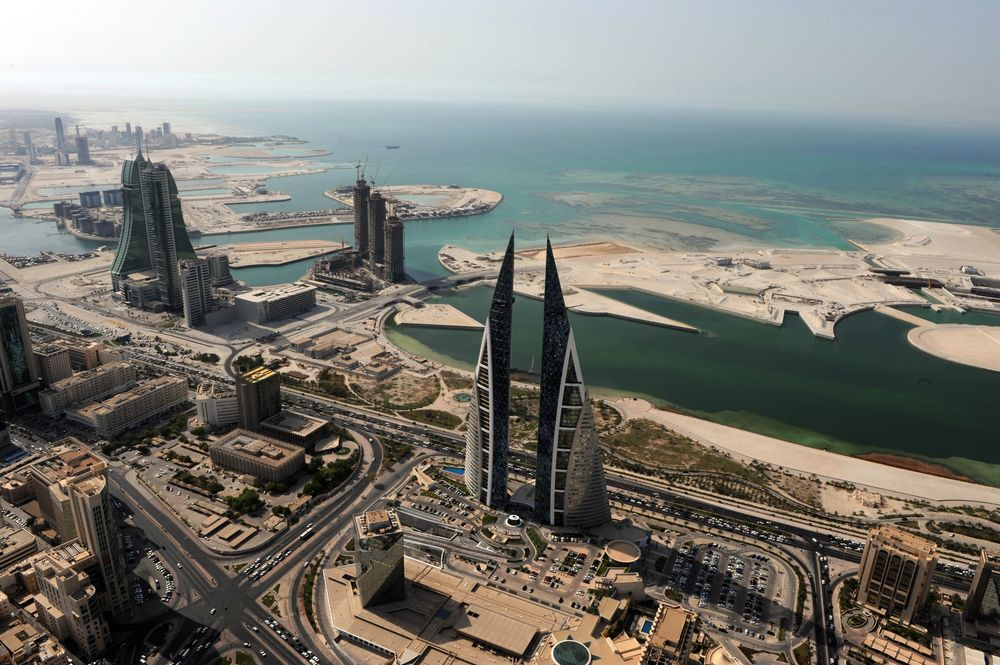 White House Sets Bahrain Economic Event for Mideast Peace Plan