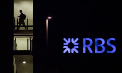 RBS Said to Cut 2,000 Jobs Amid Overhaul of Investment Bank Unit