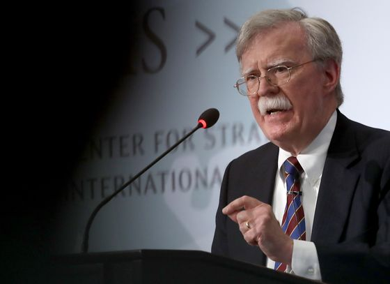 Bolton Rejects Trump's Claims of Success on North Korea Nukes