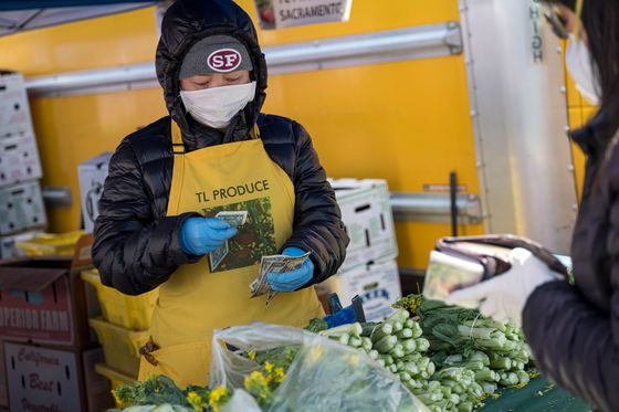 Farmers' Markets Are Crisis Lifelines to U.S. Growers and Shoppers