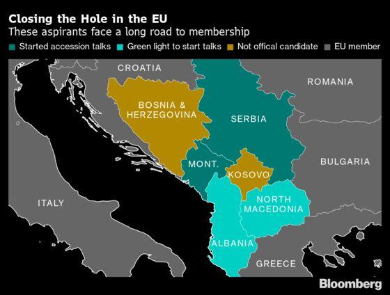 Bulgaria Blocks Balkan Neighbor's Path to Joining EU