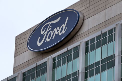 Ford Shares Surpass $16, Complete 15% Gain for Week