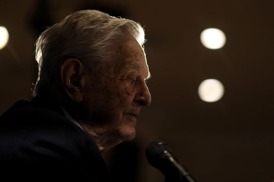 Soros's Money Managers in U.K. Poised for $38 Million Payday