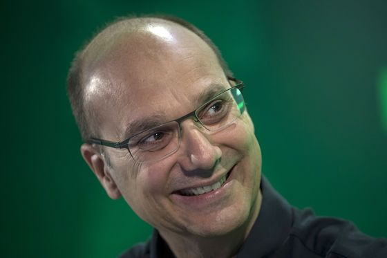 Andy Rubin's Phone Maker Essential Is Said to Consider Sale