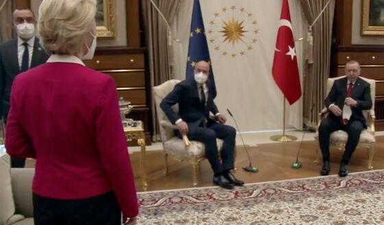 Turkey Summons Italian Envoy After Draghi Calls Erdogan Dictator