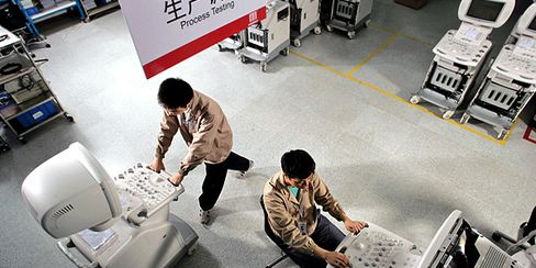 Made in China: MRI Machines
