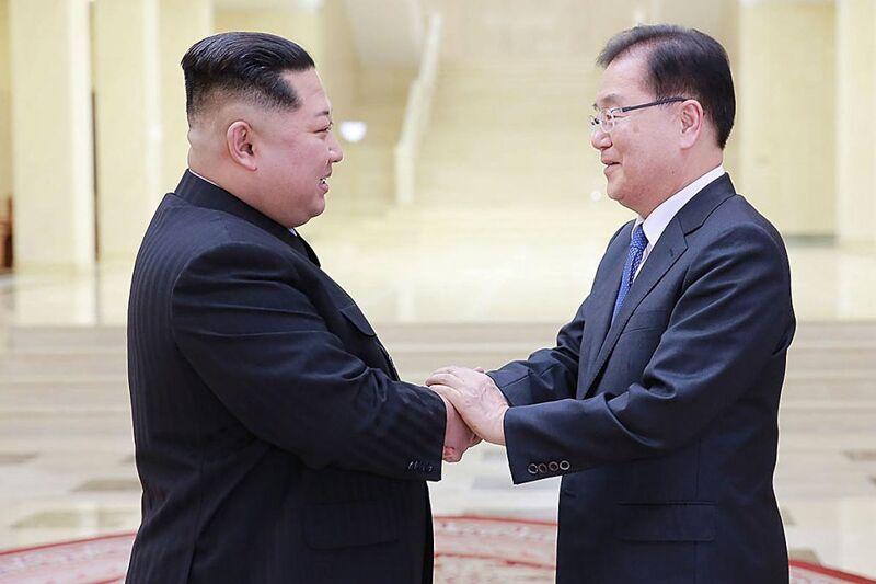 Είναι νωρίς να πάρουμε στα σοβαρά την πρόταση της Βόρειας Κορέας