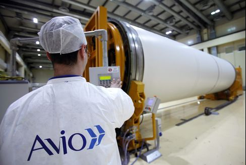 GE Said to Be in Talks for Avio After Cinven Rejected CVC Bid