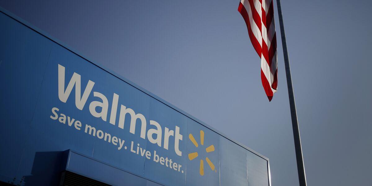 Walmart Creates Fintech Startup, Speeding Push Beyond Retail