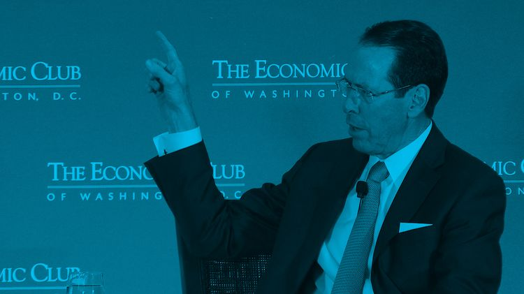 relates to Episode 23: Randall Stephenson, AT&T CEO