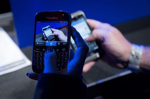 BlackBerry Investors Ignore Analyst Skepticism