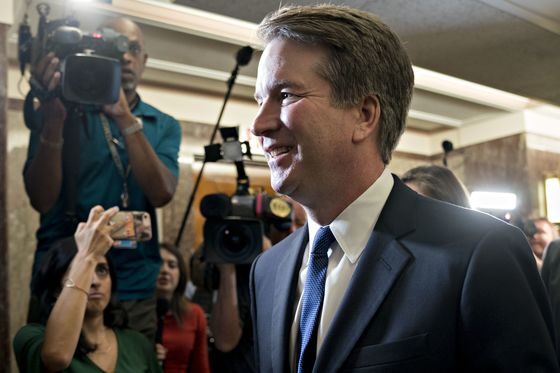 Democrats Blast Move to Withhold Some Kavanaugh Records